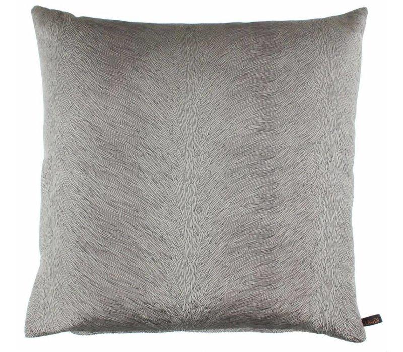 Sierkussen Perla kleur Light Grey