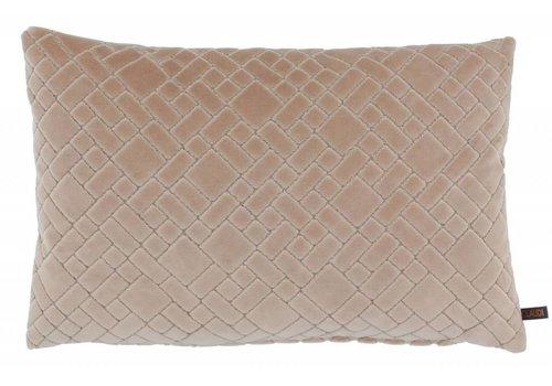 CLAUDI Cushion Assane Rose