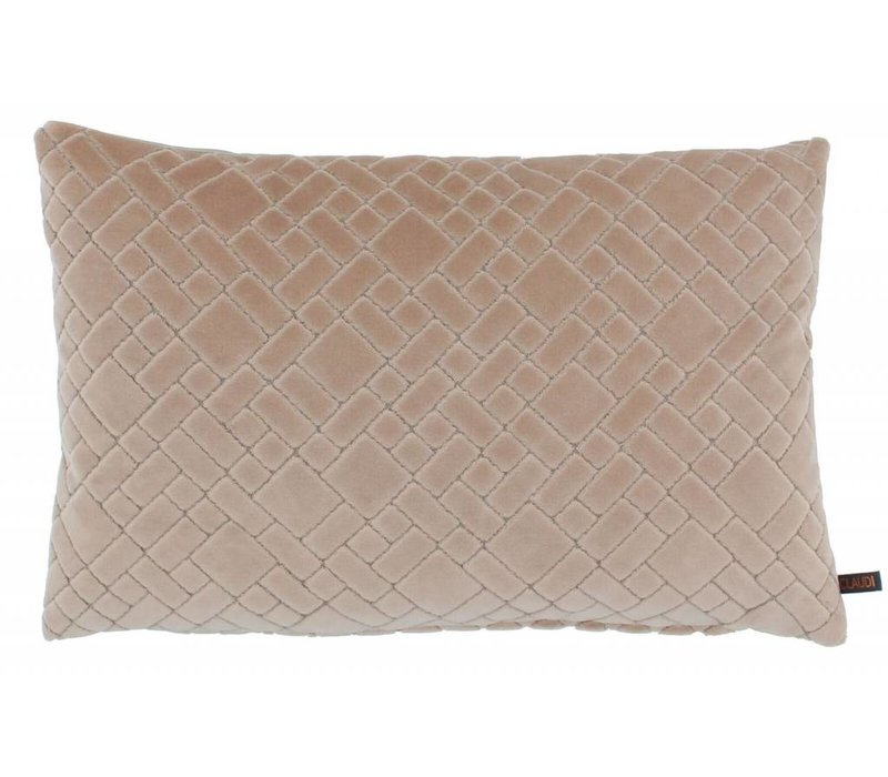 Cushion Assane in color Rose
