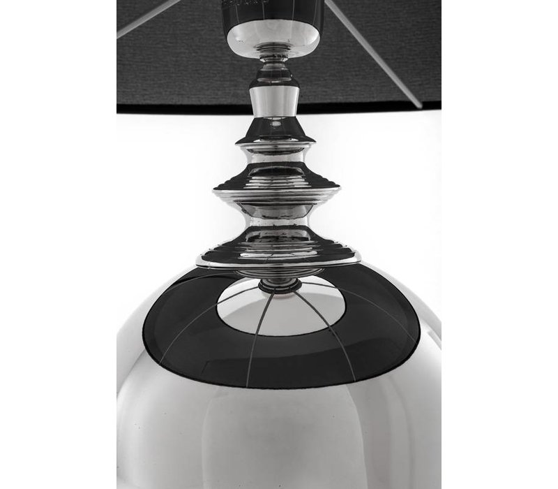Table Lamp Trowbridge M, tear-shaped body