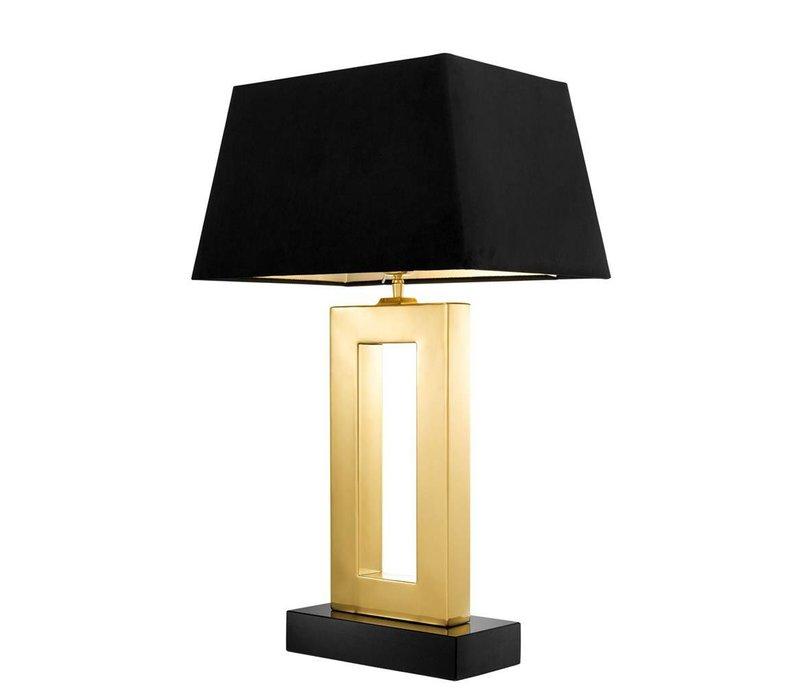 Table Lamp 'Arlington' Gold