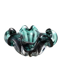Bowl Triada, handmade glass