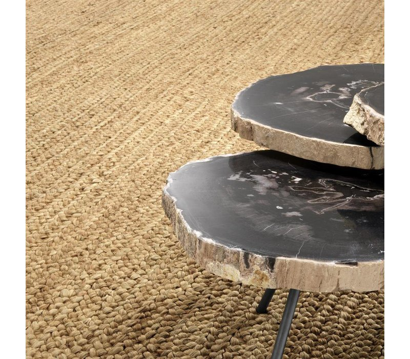 Carpet Soleste, is 'handmade'