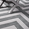 EICHHOLTZ Carpet 'Thistle' Grey