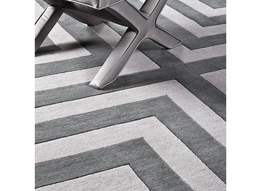 Carpet 'Thistle' Grey