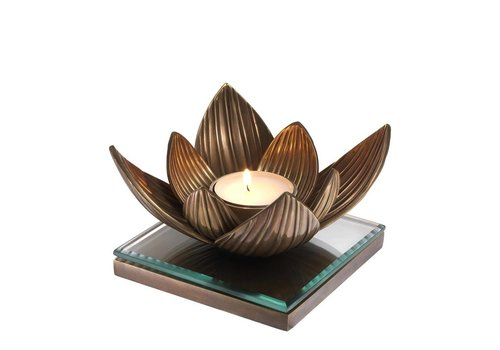 EICHHOLTZ Candle Holder Lotus