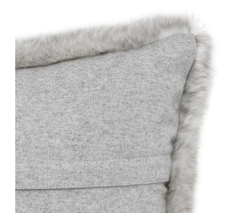 Scatter cushion Alaska, with a 'soft touch'