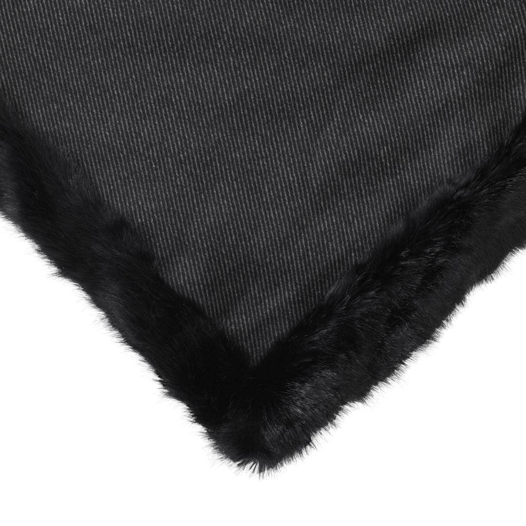 Fur Plaid Alaska Wilhelmina Designs