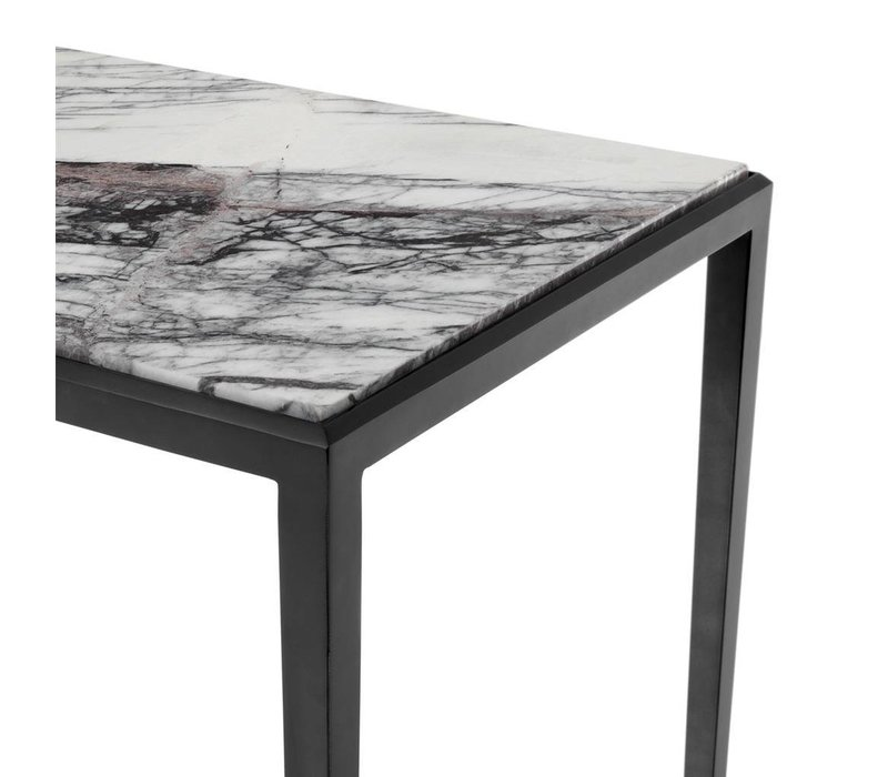 Design console table 'Henley' L 152 x 40 x H. 76 cm