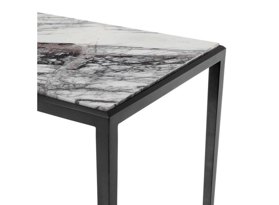 Design console tafel 'Henley' L 152 x 40 x H. 76 cm