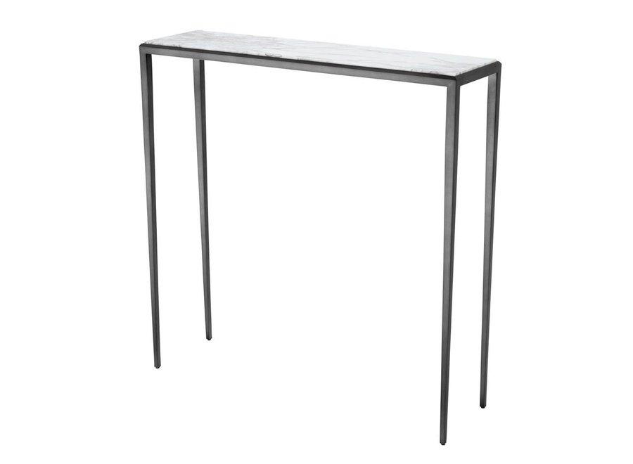 Design console tafel 'Henley' S - bronze