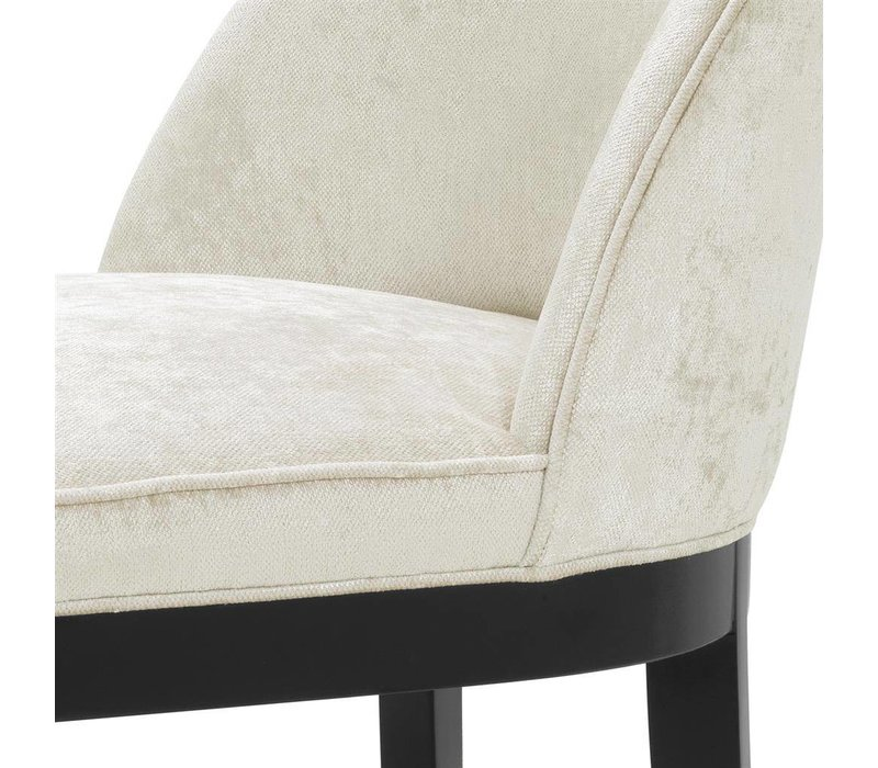Dining chair - Fallon Off-white