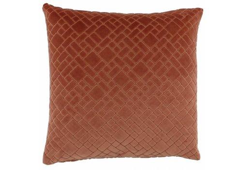 CLAUDI Cushion Marsala