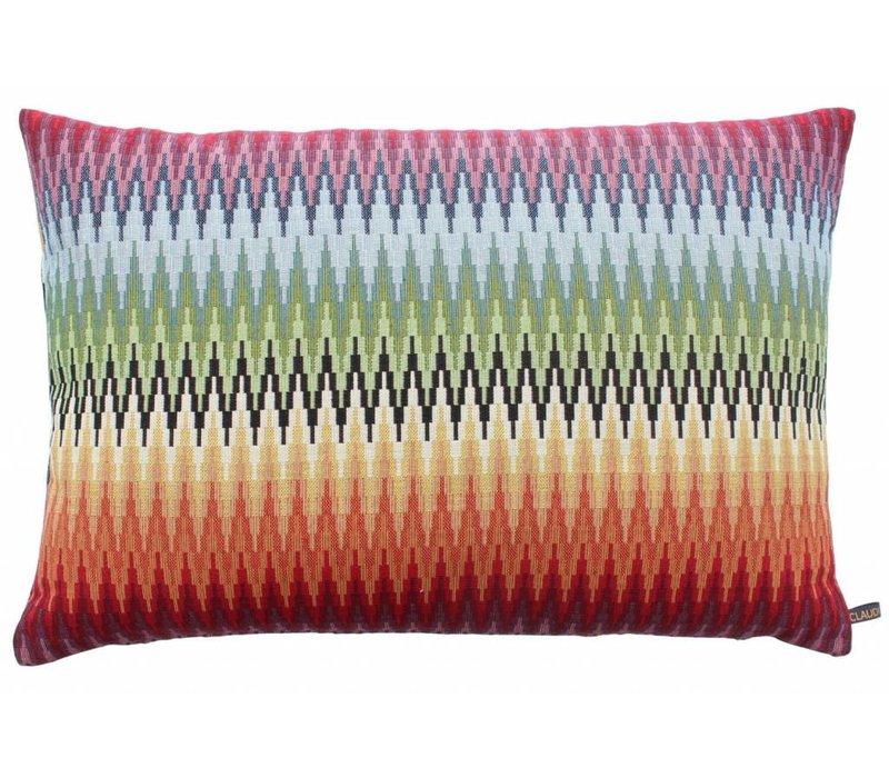Sierkussen Wessel kleur Multicolor