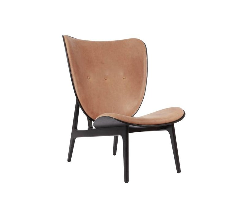Elephant lounge chair - leather