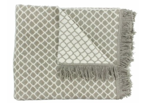 CLAUDI Chique Plaid Colly Grey