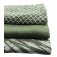 Plaid Colly Farbe Olive