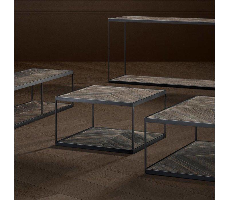 'La Varenne' side table 65 x 65 x 38 cm (h)