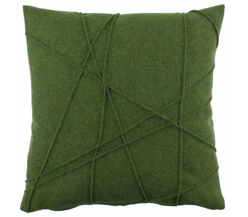 Cushion Cacey color Green