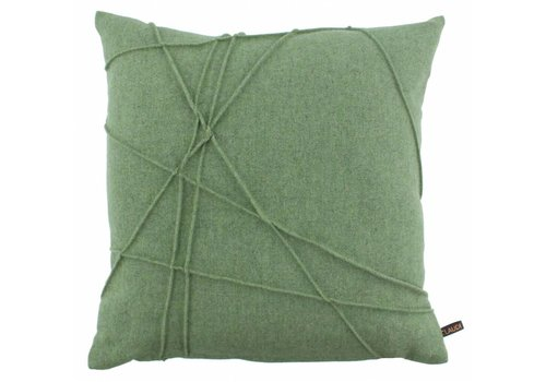 CLAUDI Cushion Cacey Moss