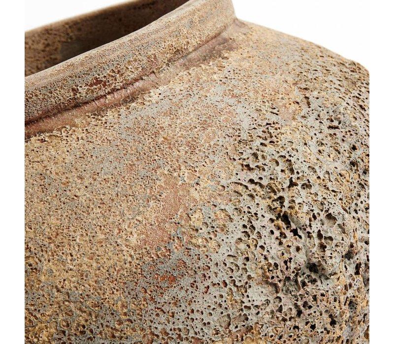 Jar Trace 30, is met de hand getekend cement