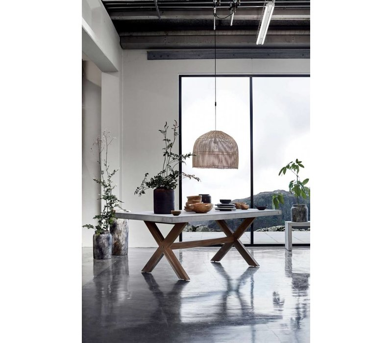 Pendant Bubble, peace / luxury and refinement
