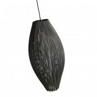 Lamp Fishtrap L, gemaakt van Bamboe