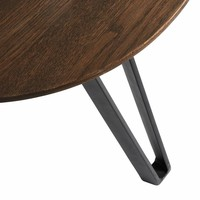 Coffee table Space Smoked S, oiled oak