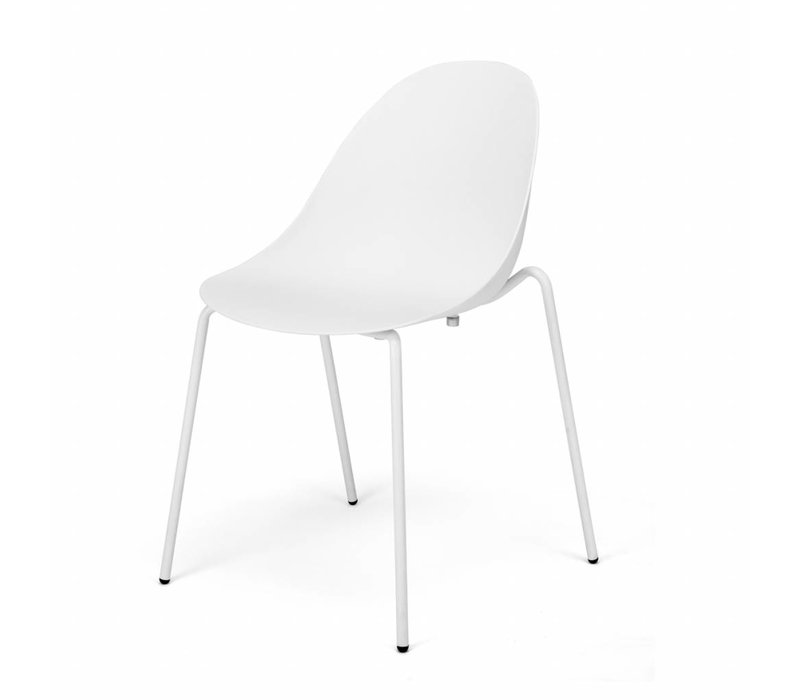 Dining chair Cocoon, minimalist character