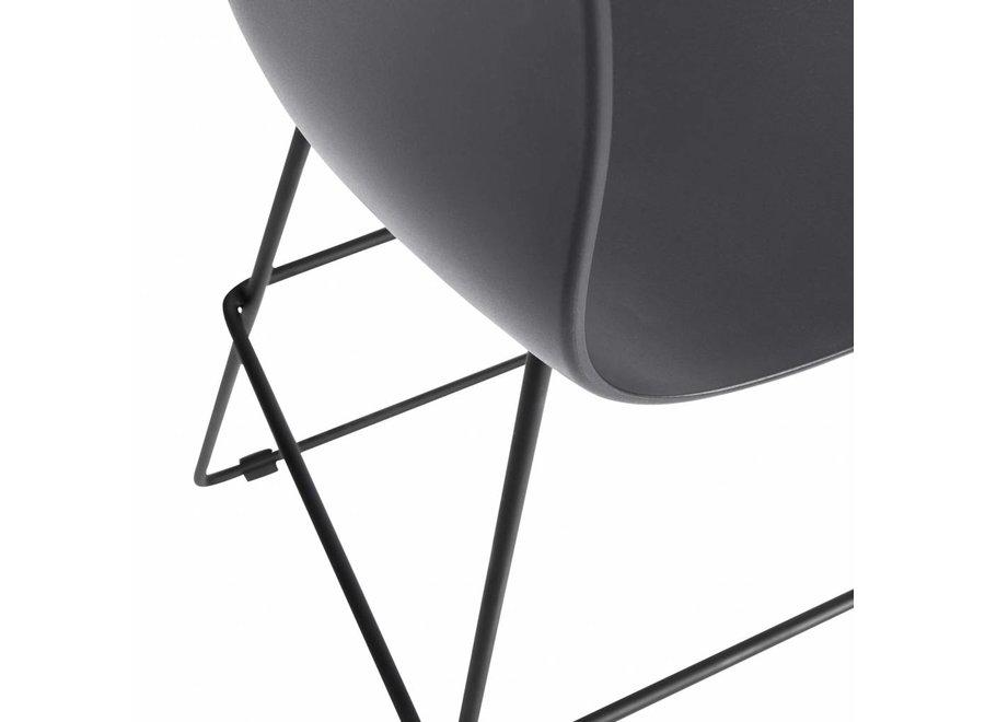 Bar Stool Kumiku,  beautiful and simple design