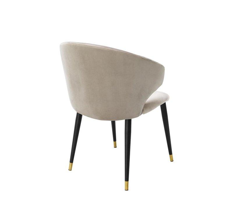 Esszimmerstuhl 'Volante' - Roche beige