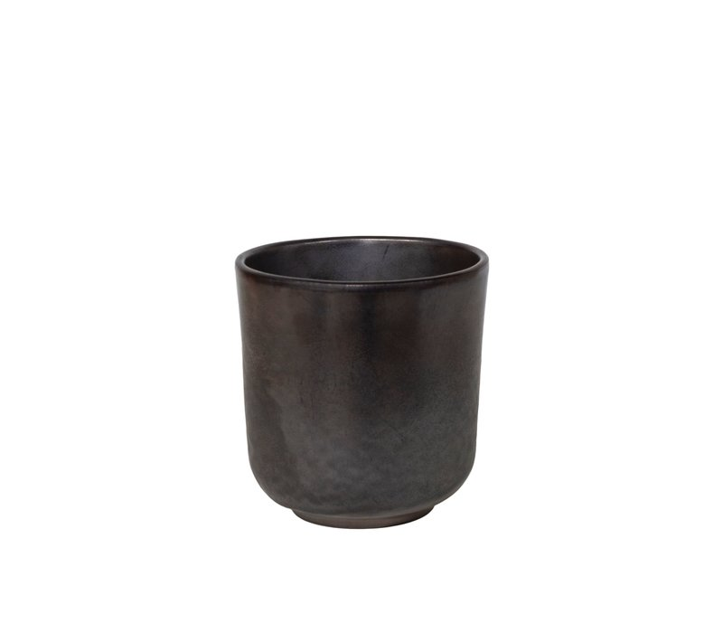 Coffee cup  'Metallic' - Set of 2