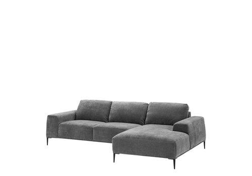 EICHHOLTZ Lounge Sofa 'Montado' Clarck Grey