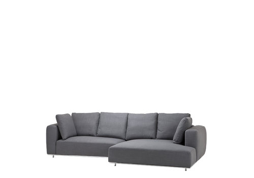 Eichholtz Lounge Sofa 'Colorado' Charcoal