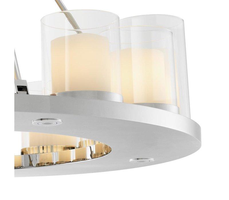 Hanglamp 'Summit' Round -  maat rond 90cm