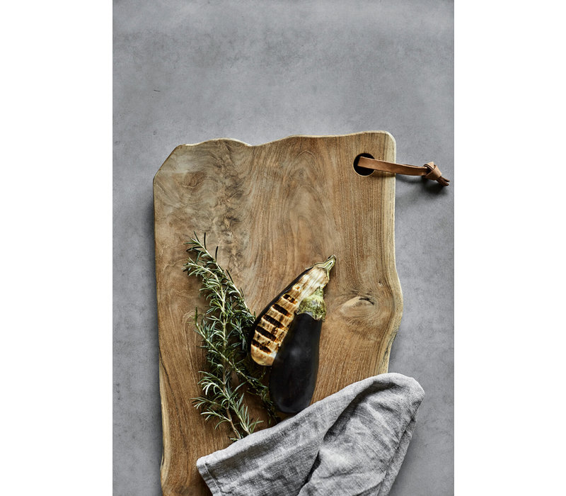 Cutting board Lyon, for food preparation or serving