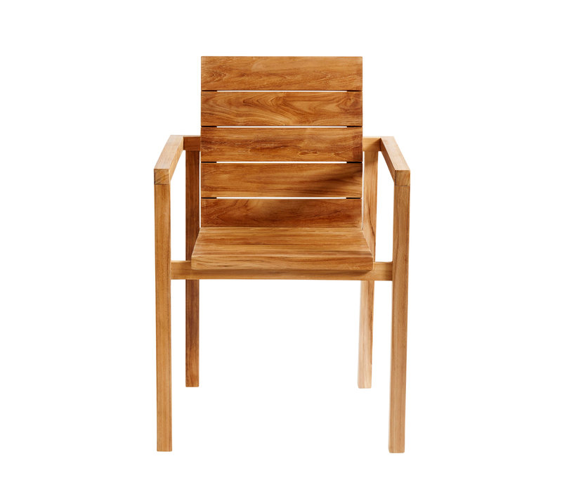 Chair Fraser, stackable