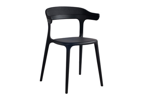 MUUBS Dining chair Luna Stripe