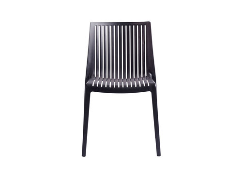 MUUBS Dining chair Cool Anthracite
