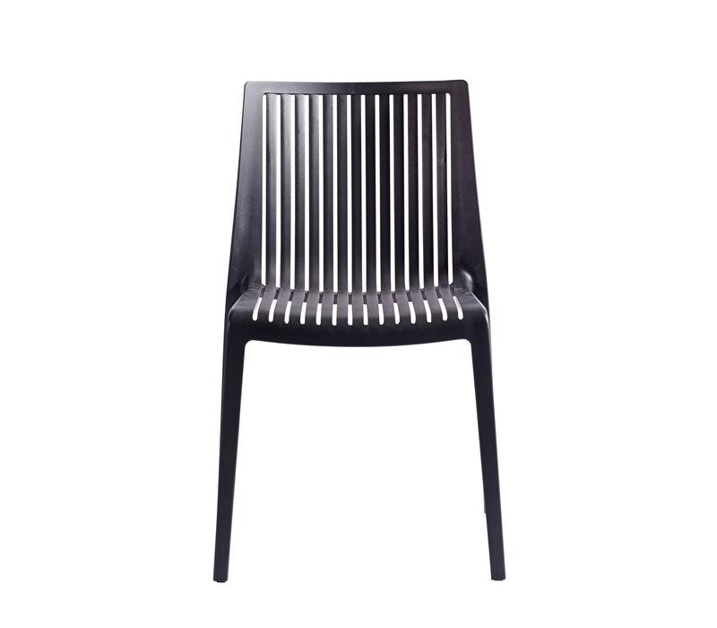 Eetstoel Cool, eenvoudig ontwerp met een goed zitcomfort