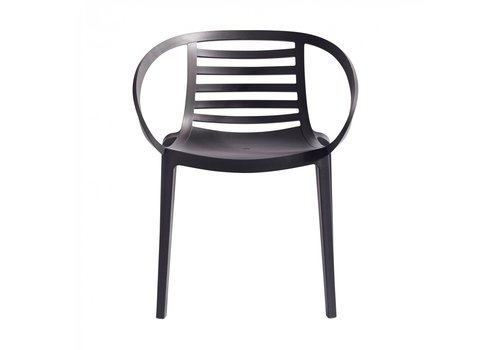 MUUBS Dining chair Mambo Antracite