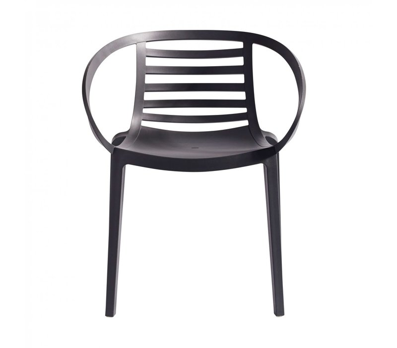 Dining chair Mambo, stackable