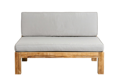 MUUBS Couch Lounge Mykonos 120 - Grey
