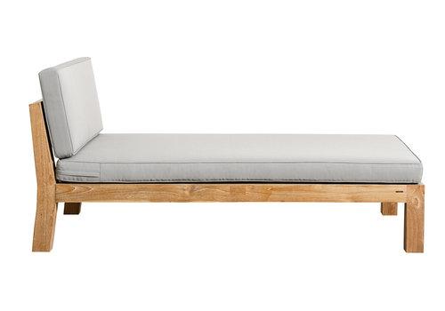 MUUBS Sunbed Lounge Mykonos 170 - Grey