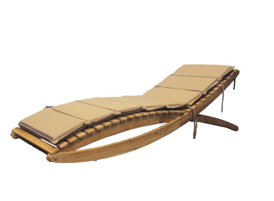 Sunbed Tranquil, timeless design