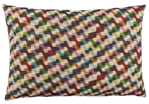 CLAUDI Kissen Sarila Multicolor