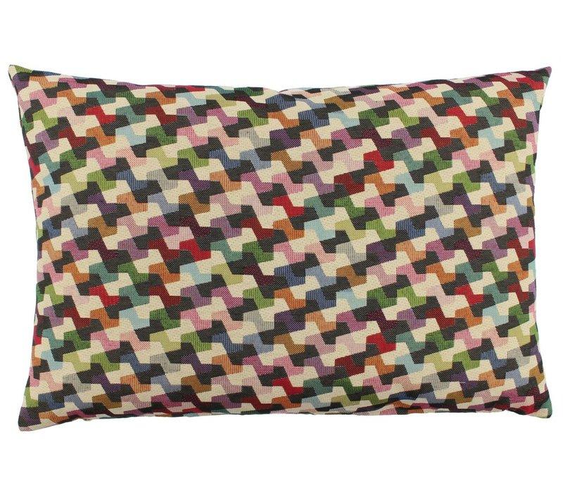 Zierkissen Sarila Multicolor