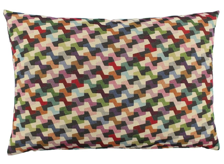 Sierkussen Sarila kleur Multicolor
