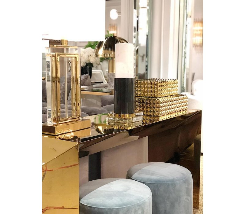 Luxury Box 'Vivienne' L - Gold
