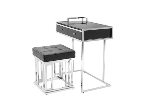 EICHHOLTZ Desk & Stool Equinox